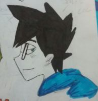 John Egbert by Silenthilllz