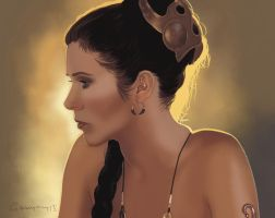 Leia by garrypfc