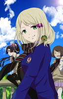 Blue Exorcist: Trial and Error by Crescenti-C