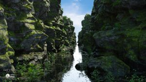 Nature Ravine (img2) by Andrey79