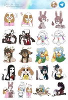 Chuvareu - Telegram Stickers by mr-tiaa