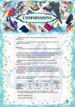 Commission rules by IrmaBathory
