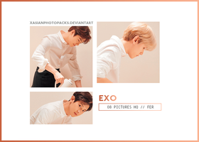 Photopack 2531 // EXO by xAsianPhotopacks
