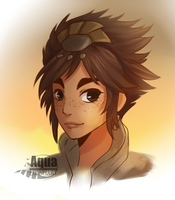 [League of Legends:] Taliyah by AquaLeonhart