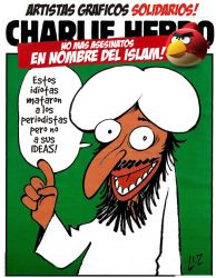 CHARLIE HEBDO soy yo! by panguanochito
