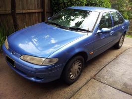 1995 Ford Falcon Futura by TricoloreOne77
