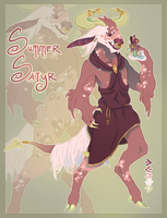Guest Flatsale: Summer Satyr [CLOSED] by TheRiversEdge