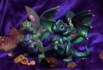 Steller Remnant hatchlings by The-SixthLeafClover
