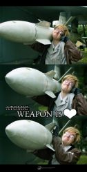 Weapon is Love by nafasea