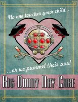 Big Daddy Day Care by experimettle
