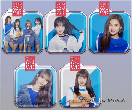 WJMK Icons by MissCatieVIPBekah