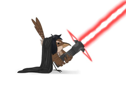 Kylo Wren by ProjectOWL