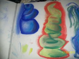 color soft Pastels things by 11newells