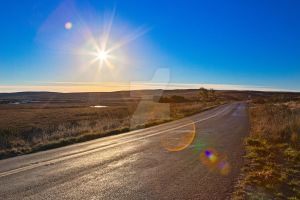 Point Reyes Scenic Route - Exclusive HDR Stock by somadjinn