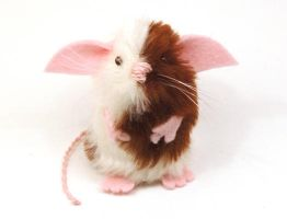 Gizmo the Mogwai Mouse by The-House-of-Mouse