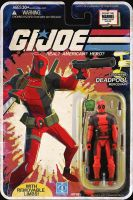 g.i. joe x deadpool by m7781