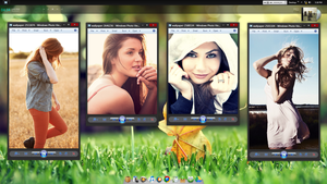 My Windows 8 Desktop 16/03/2013 by zaktech90