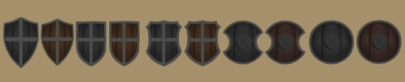 Shields - Concept Art by Abs-olute