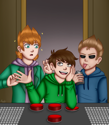 Same old Tord by AmitiArt