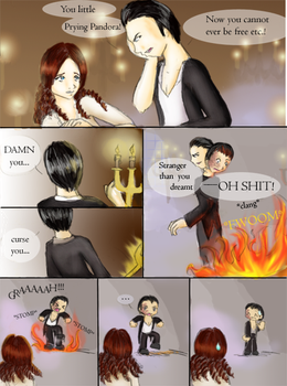 PotO - don't play with fire by RadicalEdward13