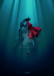 The shape of water by nipuni