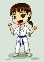 Karateka by Scooterek