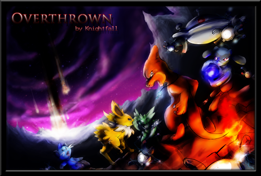 PMD: Overthrown Cover Page by FalloftheKnights