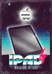 Ipad 4 by ensombrecer