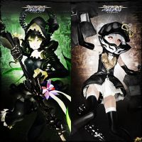 Dead and Strength by Noir-Black-Shooter