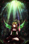 Fairie of Roses by LibeRitee