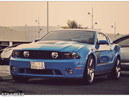 Ford Mustang Roush Charged 427R 1 by KINGTEAM