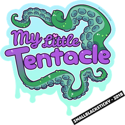 My Little Tentacle by Smallblacksticky
