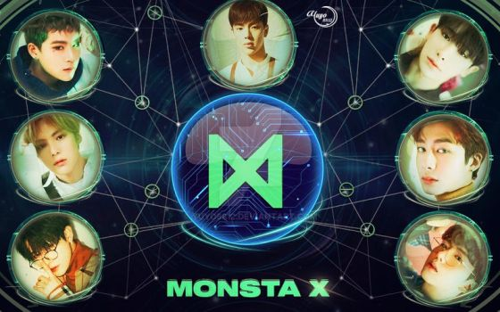 MONSTA X _JEALOUSY #WALLPAPER by YUYO8812