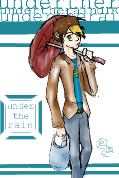 30. Under the Rain by ObsessedZombie