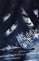 The Twilight Zone // Book Cover by moonxriver