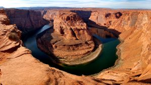 Horseshoe Bend I by esee