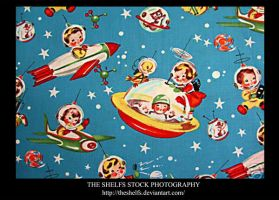 Stock rocket fabric emo by Theshelfs
