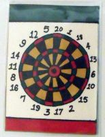 Dart Board ATC by mintdawn