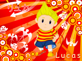 M3: Lucas wallpaper by StaniaMarsh