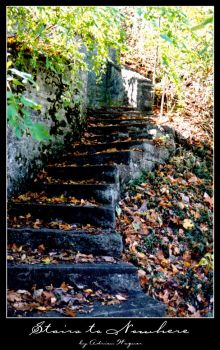 Stairs to Nowhere by sterlingsilver