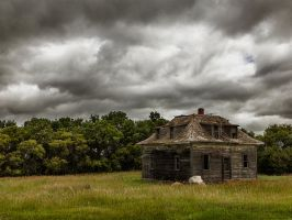 Under A Painted Sky 5060 by WayneBenedet