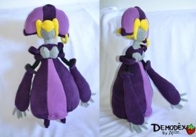 Ada Clover Plush by DemodexPlush