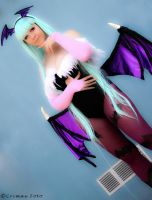 Morrigan Aensland - Darkstalkers by dani-foca