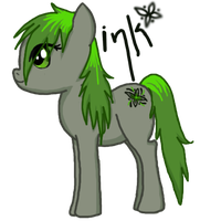 I Finally Have an MLP OC. by iFerneh