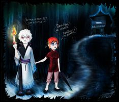Gintama|Knock-knock by maryallen138