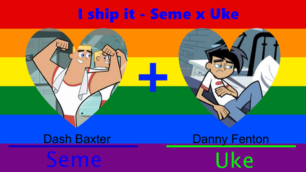 I Ship DashxDanny by Tito-Mosquito