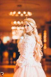 Princess Anneliese by Cookiesymbiot