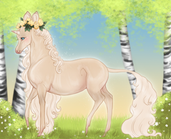 Princess Guinevere | Doe | Princess by SilveringOak