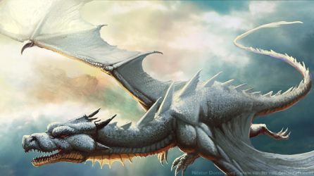 Dragon Cielo by vandervals