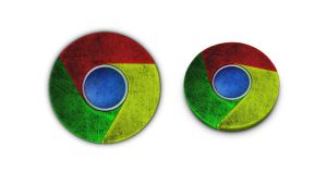 Google Chrome - Icon by Silver-Fate
